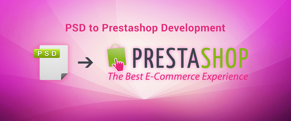 PSD to Prestashop
