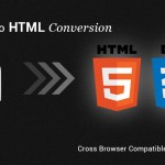 PSD to HTML5: Create an Interactive Website