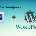 Integrate existing website to WordPress