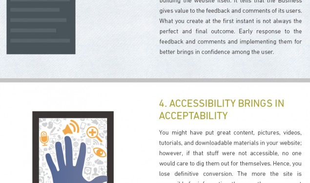 7 Simple ways to achieve a User-Centered Website