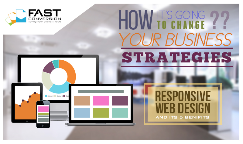 Responsive Web Design- Fast Conversion