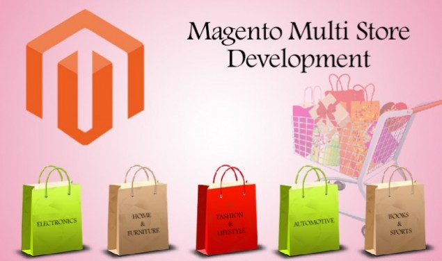 Magento Multi-Store Development