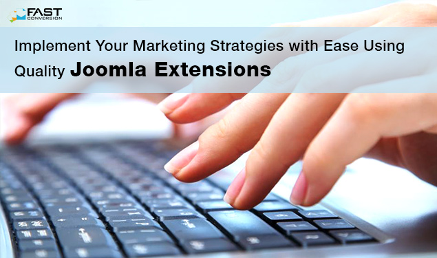 joomla Extensions development