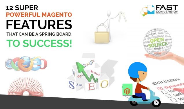 PSD to Magento Features