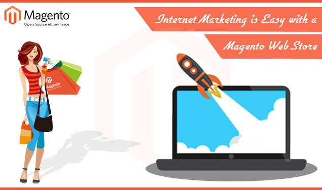 Internet Marketing is Easy with Magento