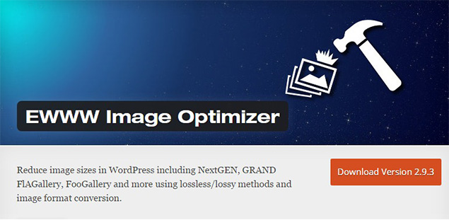 Image Optmizer WordPress Plugins
