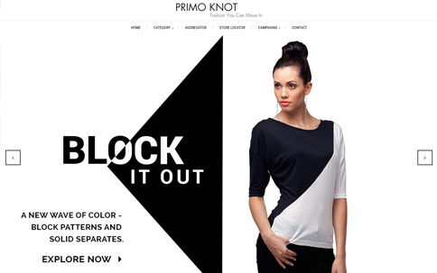 PSD To PrestaShop Portfolio
